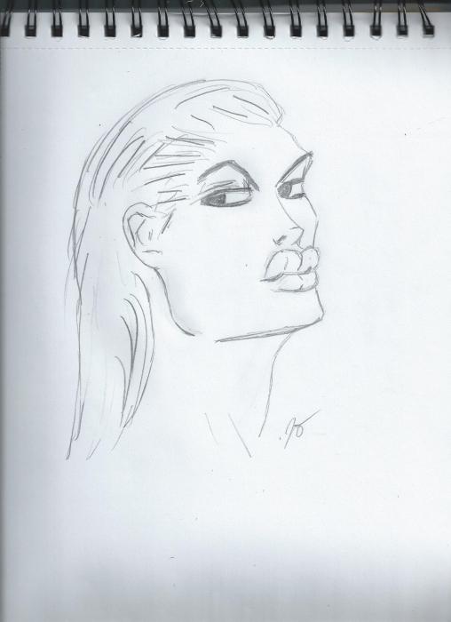 Angelina Jolie by Johnny170